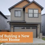 Benefits of Buying New Construction