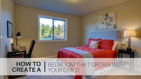 How To Create A Bedroom That Grows With Your Kid Urban