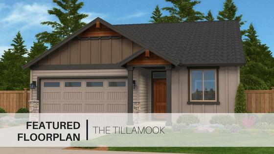 Tillamook featured floorplan